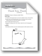Writing for a Purpose (Ten-Minute Activities)