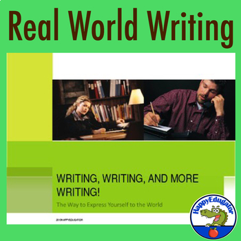 Ten Writing Prompts for the Real World