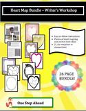 Heart Mapping - Writer's Workshop Bundle