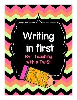 Writing in First