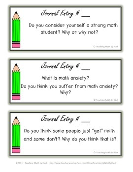 Writing in Math Class? - 2nd Edition