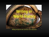 24 Creative Writing Prompts for World History