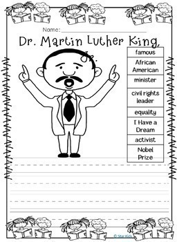 Writing Bundle for the Year for Kindergarten and First Grade