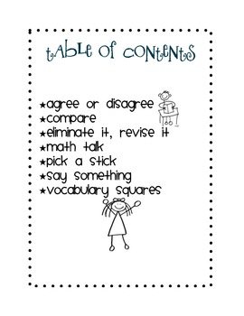 Writing in the Common Core Math Classroom