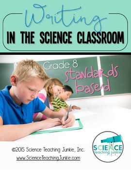 Writing in the Science Classroom: Writing Prompts for Grade 8