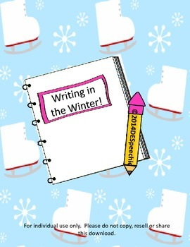 Writing in the Winter