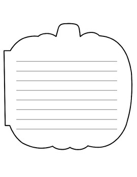 Writing inserts for pumpkin books (Target)