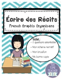 Writing French Narratives (graphic organizers)