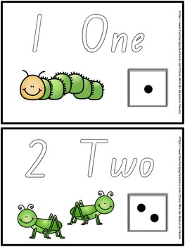 Writing numbers to 10