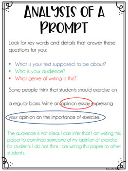 Writing Test Prep {Preparation for State Writing Assessments}