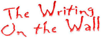 Writing on the Wall Novel Guide