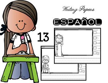 Spanish Writing Workshop Paper