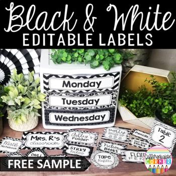 Editable Labels Free