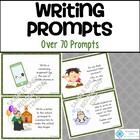 Writing Prompt Cards A5