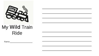 Writing prompt about trains.
