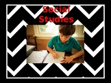 Writing prompts & Journal entry ideas