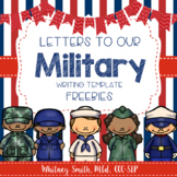 Writing Templates for Letters to the Military