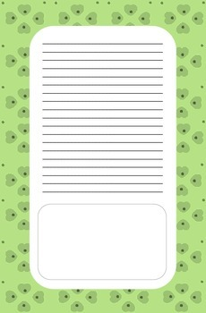 Writing templates and frames