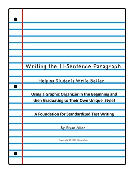 Writing the 11-Sentence Paragraph