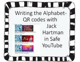 Writing the Alphabet-QR Code in Safe YouTube-Jack Hartman