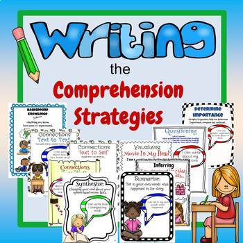 Comprehension Strategies and Writing