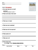 Writing the Date Handout for ESL/EFL Beginners - Writing in Complete Sentences