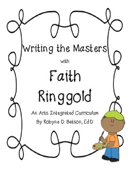 Writing the Masters with Faith Ringgold