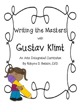 Writing the Masters with Gustav Klimt