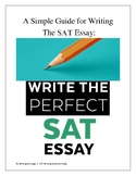 Writing the SAT Essay