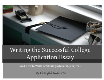 Writing the Successful College Application Essay eBook