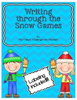 Writing through the Snow Games