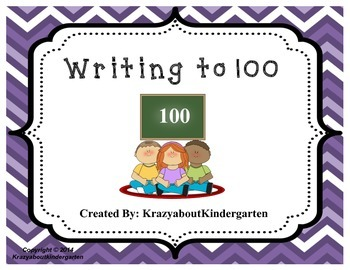 Writing to 100