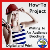 Informational Writing How To Project - Writing to An Audience