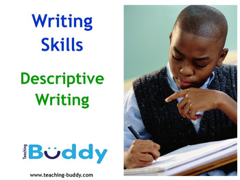 Writing to Describe