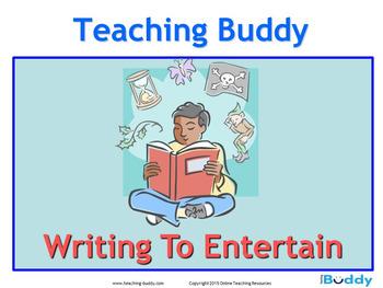 Writing to Entertain