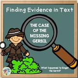 Text Evidence - Finding Evidence in Text