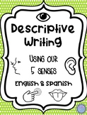 Writing with 5 Senses Eng & Span