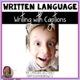 Writing with Captions for Early Writers