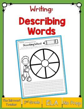 Writing with Describing Words