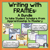 Writing with FRAMEs  A Bundle