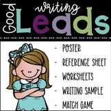 Writing with Good Leads
