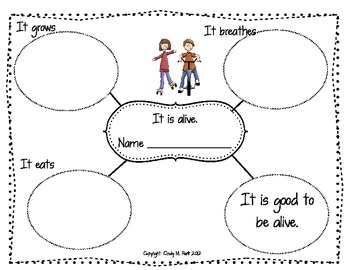 Writing with Graphic Organizers