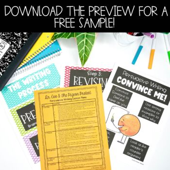 Writing with Mentor Texts BUNDLE