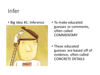 Writing with Research : Inference and Synthesis PowerPoint