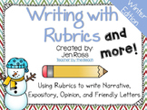 Writing with Rubrics and More! {Winter Edition}