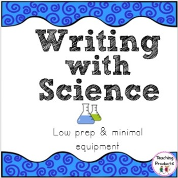 Writing with Science Growing Bundle