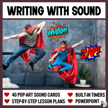 Writing with Sound: Interjections, Exclamations and Onomatopoeia Words