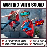 Writing with Sound: Interjections, Exclamations and Onomat