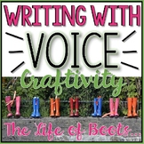 Writing with VOICE Craftivity