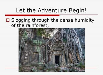 Writing with Verbal Phrases PowerPoint
